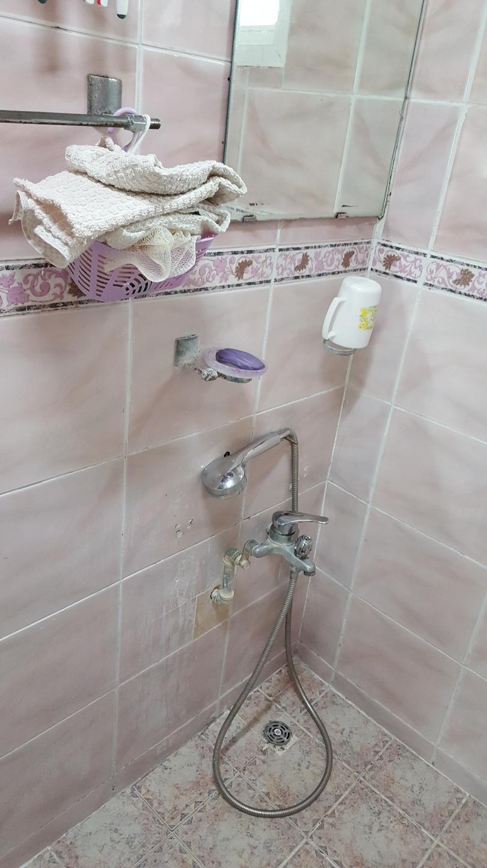 욕실 세면대 공사 전